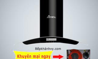 Máy hút mùi APEX APB6681
