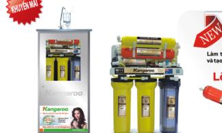 Máy lọc nước Kangaroo 7 lõi KG107 không vỏ tủ