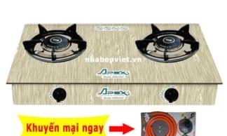 Bếp gas dương kính Apex APB3550